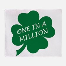 One in a Million Throw Blanket