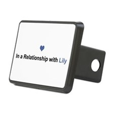 Lily Relationship Hitch Cover
