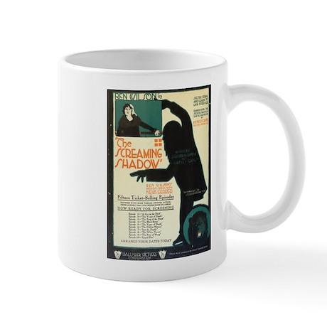 the screaming shadow Mug