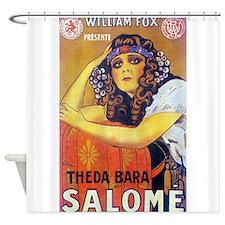 theda bara Shower Curtain