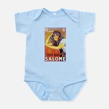 theda bara Infant Bodysuit