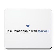 Maxwell Relationship Mousepad