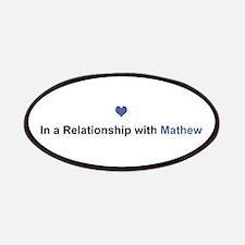 Mathew Relationship Patch