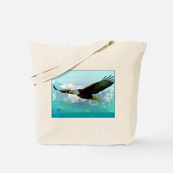 soaring eagle Tote Bag
