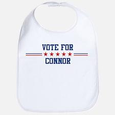 Vote for CONNOR Bib