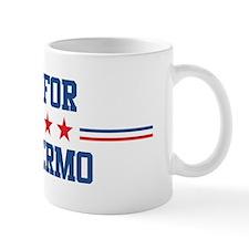 Vote for GUILLERMO Mug