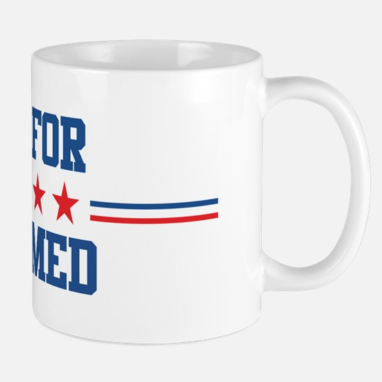 Vote for MOHAMED Mug