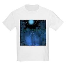 Graveyard Ghost Kids T-Shirt
