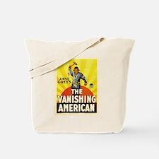 the vanishing american Tote Bag