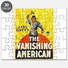 the vanishing american Puzzle