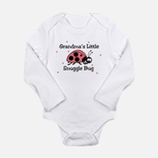 Grandma's Little Snuggle Bug Infant Creeper Body S