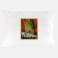 metropolis Pillow Case