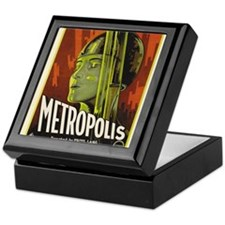 metropolis Keepsake Box