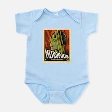 metropolis Infant Bodysuit