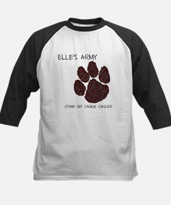 Elles Army - Stomp out Cancer Tee