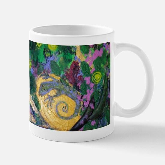 Lizard Magic Mug