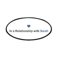 Sarah Relationship Patch