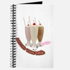 My Milkshake IS BETTER THAN YOURS! Journal