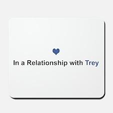 Trey Relationship Mousepad