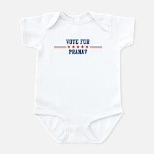 Vote for PRANAV Infant Bodysuit
