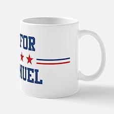 Vote for EMMANUEL Mug