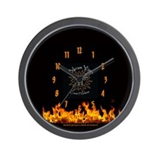 Bikram Yoga CLOCK ON FIRE