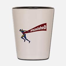Cool Ph.d Shot Glass