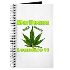 Marijuana Roll It Smoke It Legalized Journal