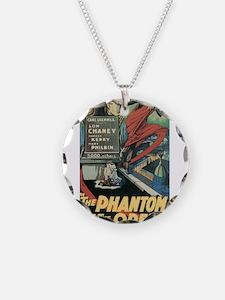the phantom of the opera Necklace
