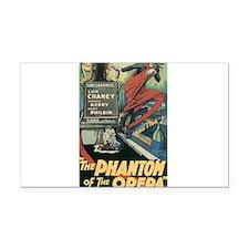 the phantom of the opera Rectangle Car Magnet