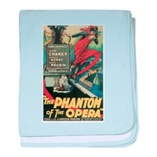 the phantom of the opera baby blanket