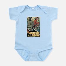 the phantom of the opera Infant Bodysuit
