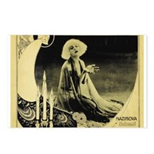 nazinova Postcards (Package of 8)