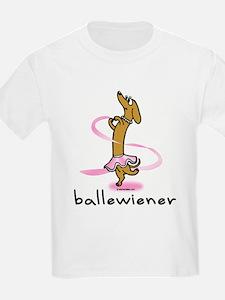 Ballet Wiener T-Shirt