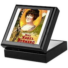 mabel normand Keepsake Box