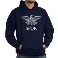 Roman eagle Hoody