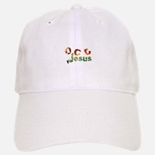 OCD for Jesus Baseball Baseball Cap