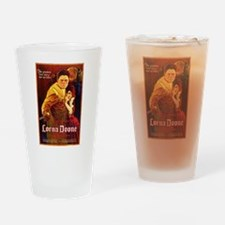 lorna doone Drinking Glass
