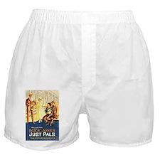 buck jones Boxer Shorts