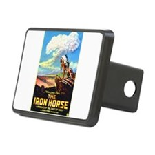 the iron horse Hitch Cover