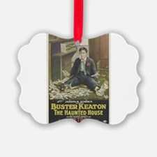 buster keaton Ornament