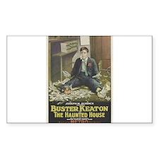 buster keaton Decal