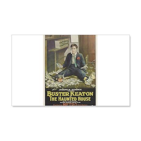 buster keaton 20x12 Wall Decal