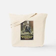 buster keaton Tote Bag