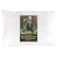 buster keaton Pillow Case