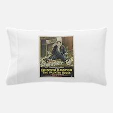 buster keaton Pillow Case