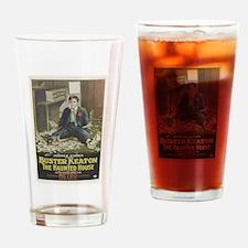 buster keaton Drinking Glass