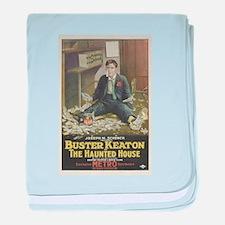buster keaton baby blanket