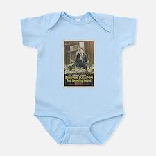 buster keaton Infant Bodysuit