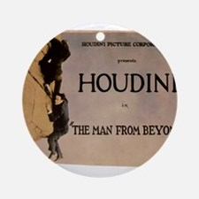 houdini Ornament (Round)